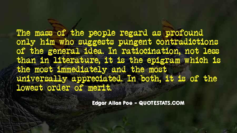 Edgar Poe Quotes #199814