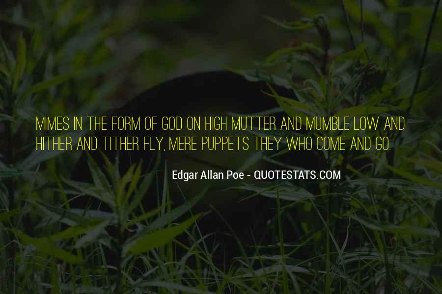 Edgar Poe Quotes #206376