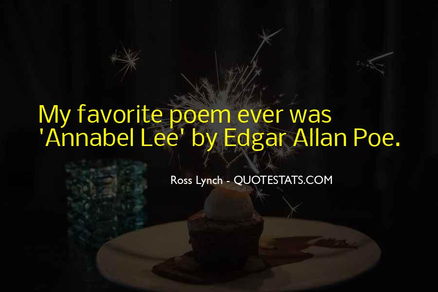 Edgar Poe Quotes #233752