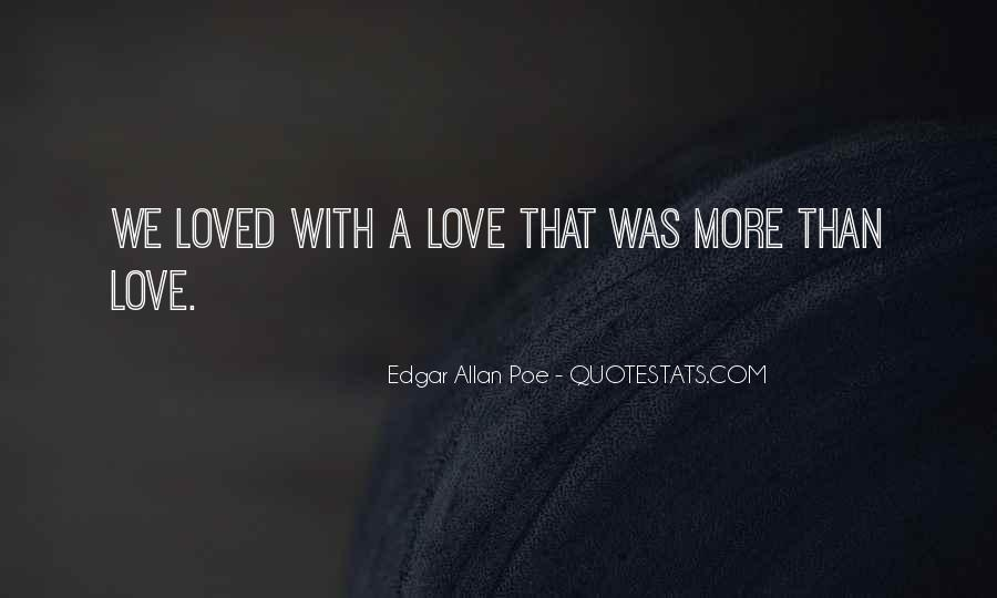 Edgar Poe Quotes #264437