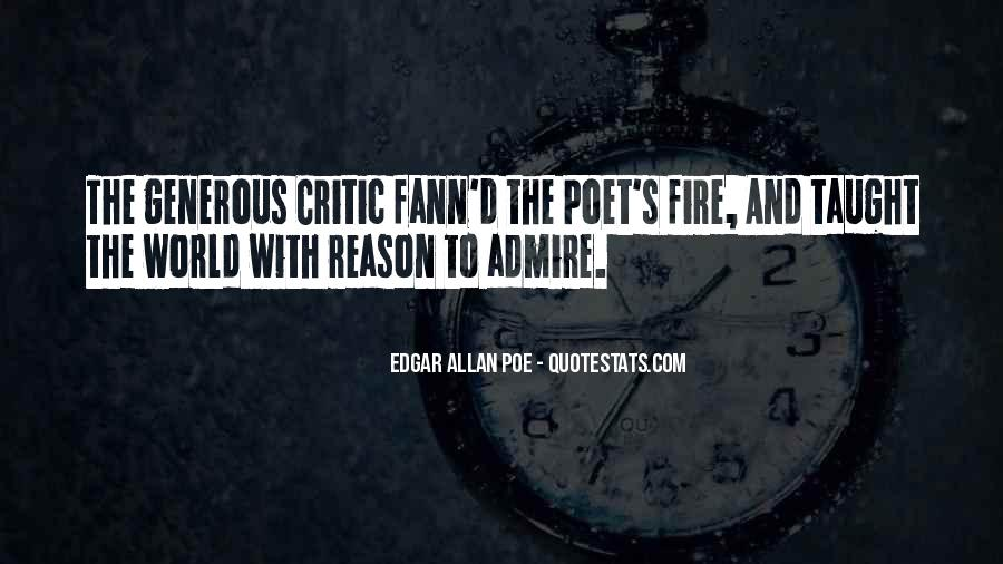 Edgar Poe Quotes #323505