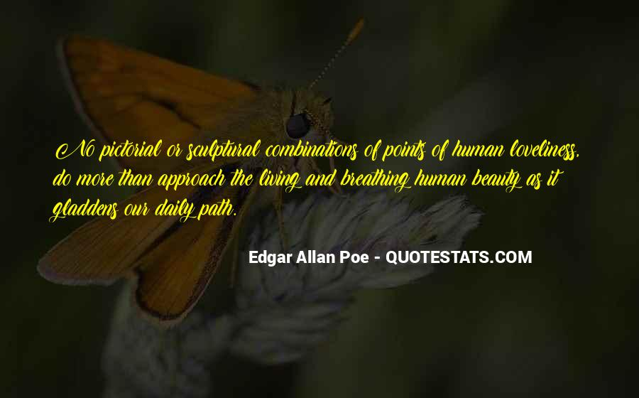 Edgar Poe Quotes #357966