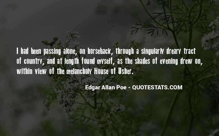 Edgar Poe Quotes #364769
