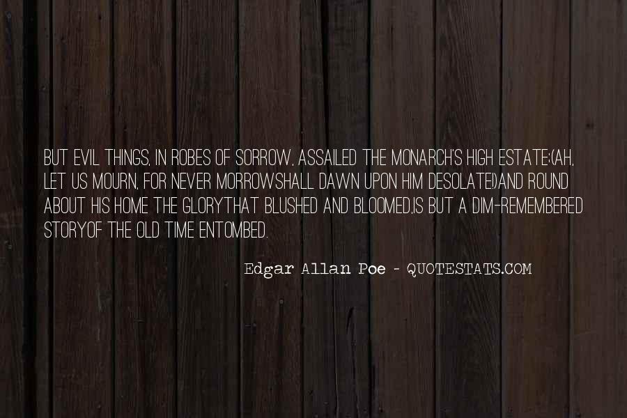 Edgar Poe Quotes #370559