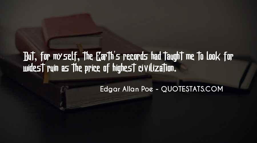 Edgar Poe Quotes #377069