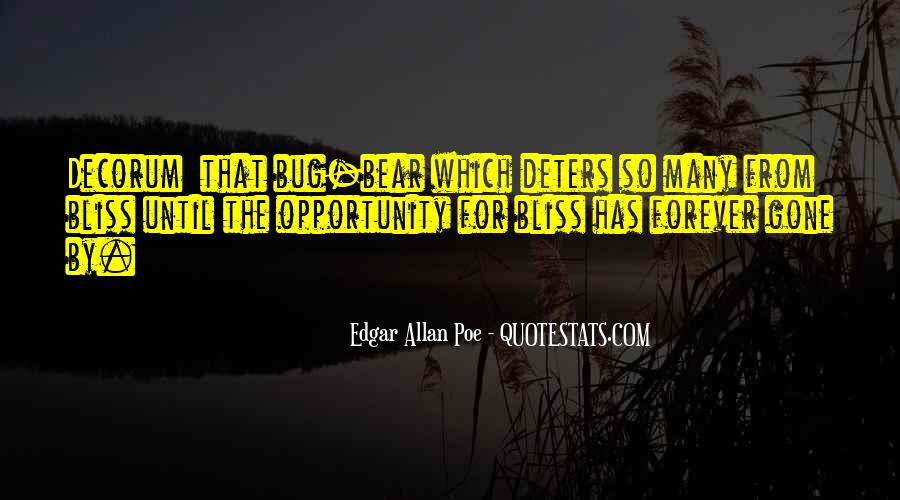 Edgar The Bug Quotes #1309186