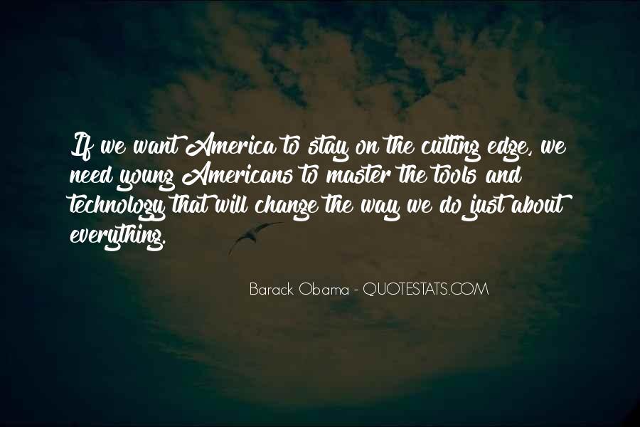 Edge Of America Quotes #1130712