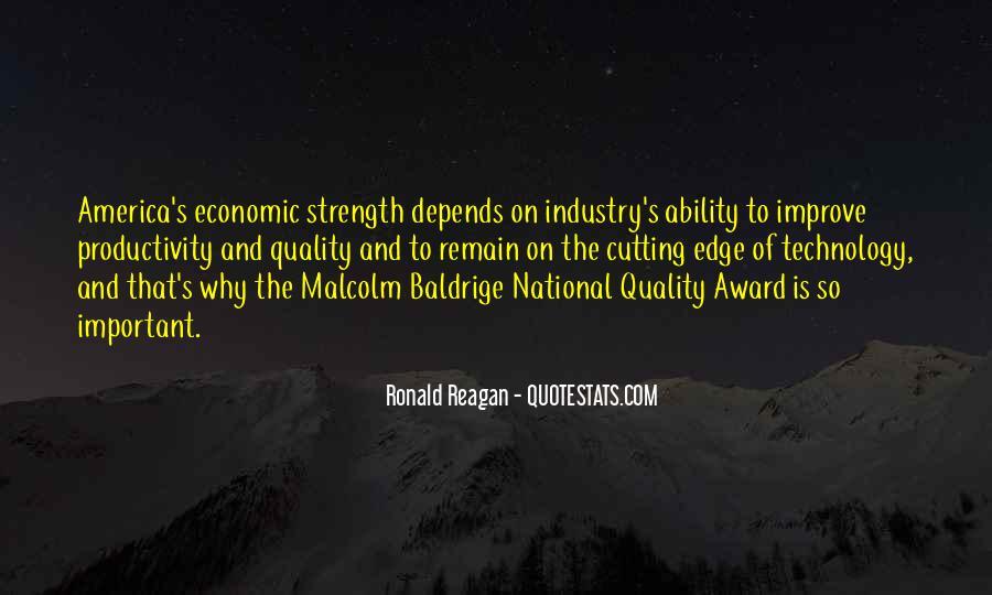 Edge Of America Quotes #121619