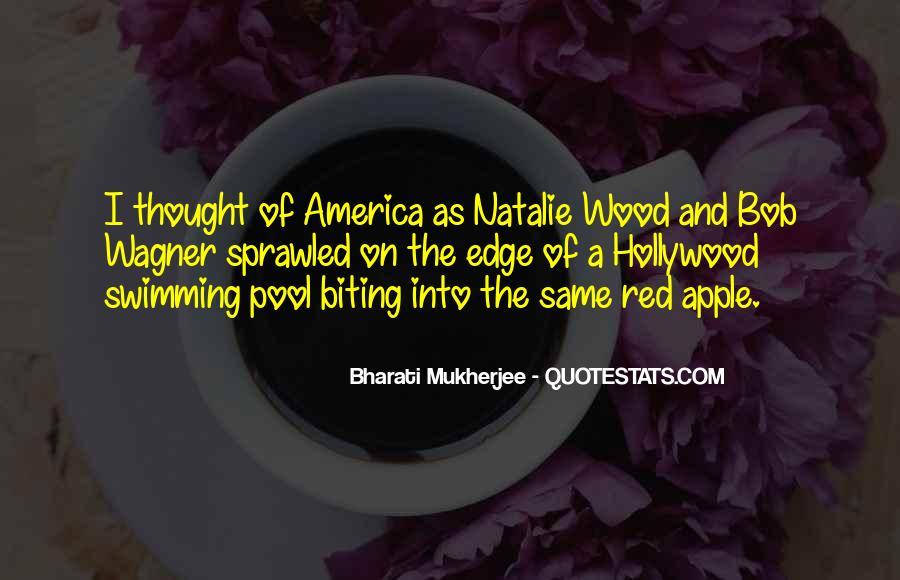 Edge Of America Quotes #1270293