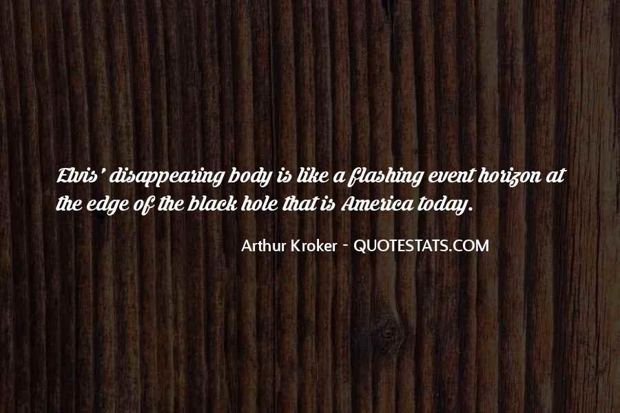 Edge Of America Quotes #1497098