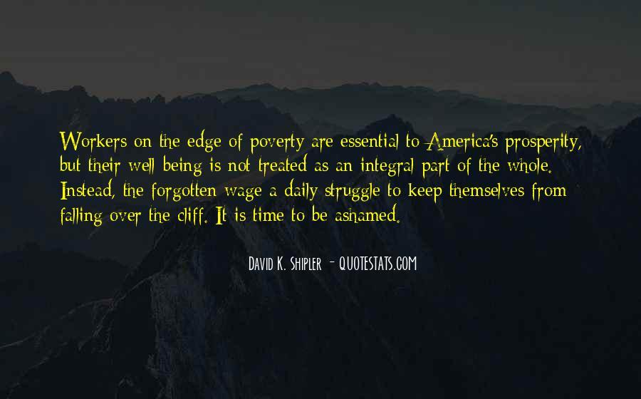 Edge Of America Quotes #86109
