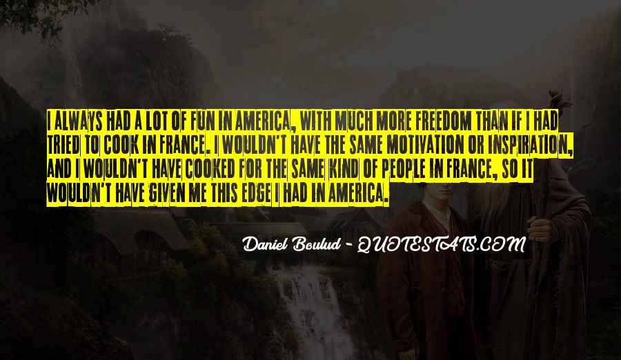 Edge Of America Quotes #957213