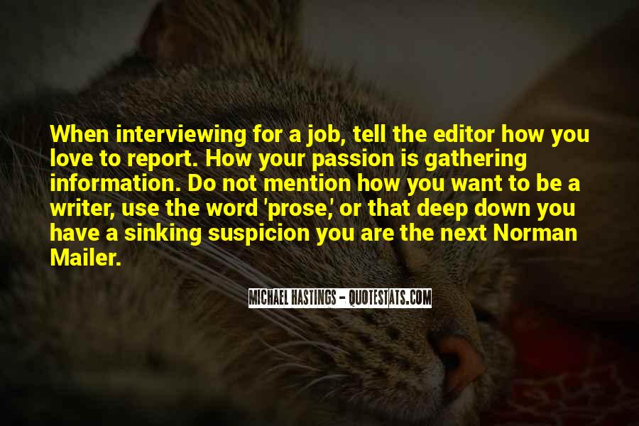 Editor For Quotes #1070980