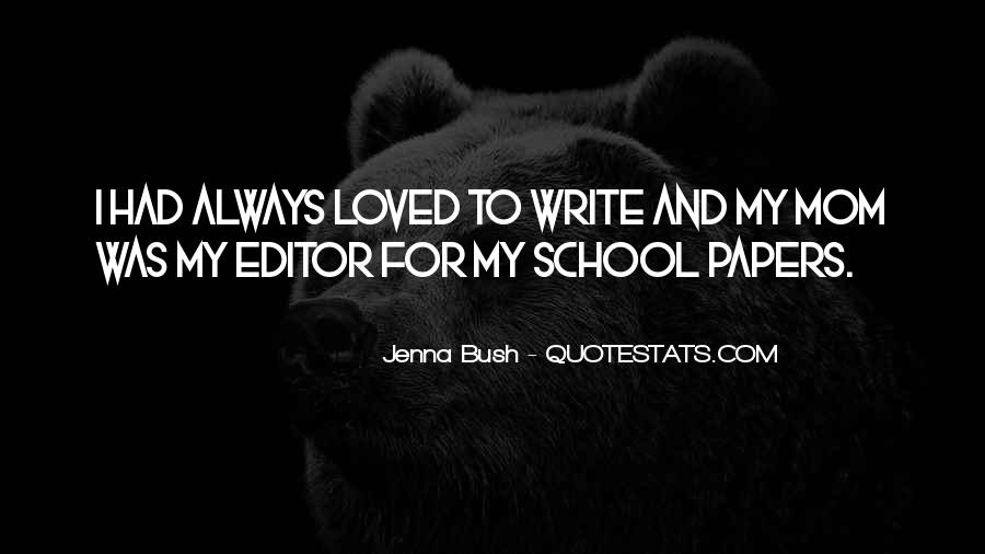 Editor For Quotes #1121721