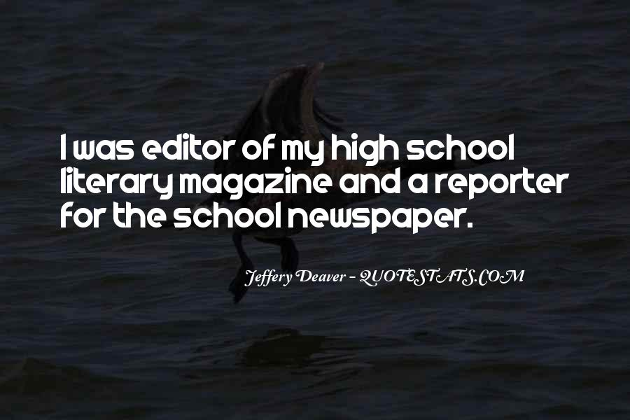 Editor For Quotes #320429