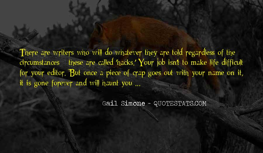 Editor For Quotes #391496
