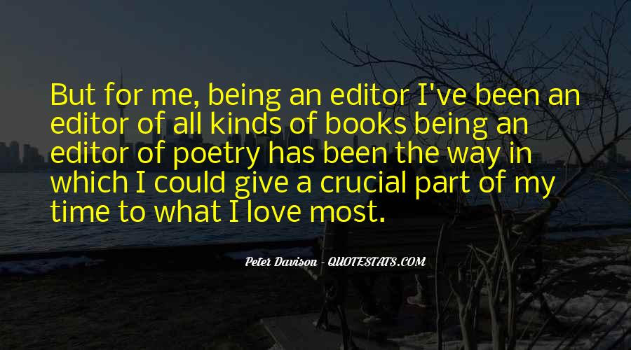 Editor For Quotes #518266