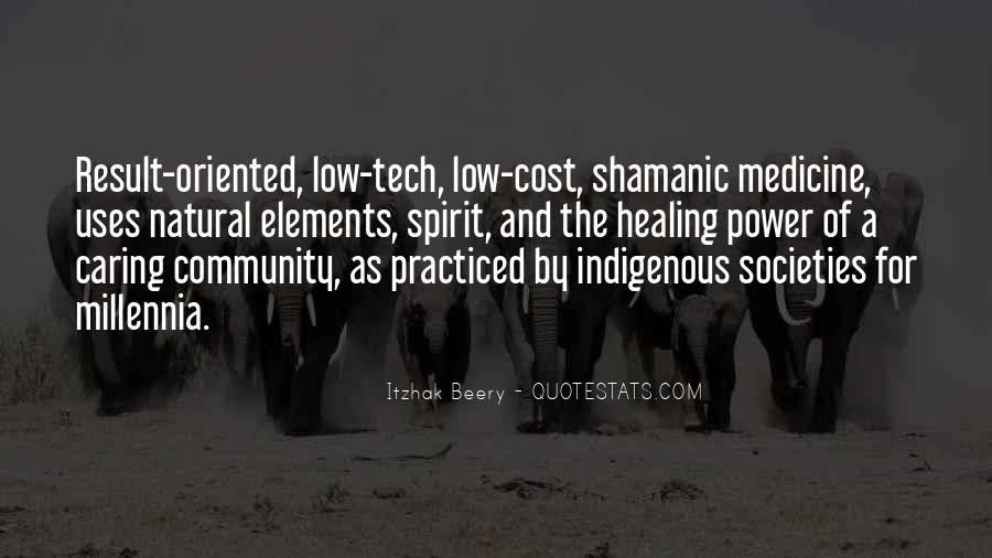Quotes About Indigenous Community #519702
