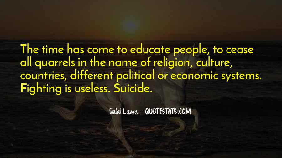 Educate All Quotes #1087895