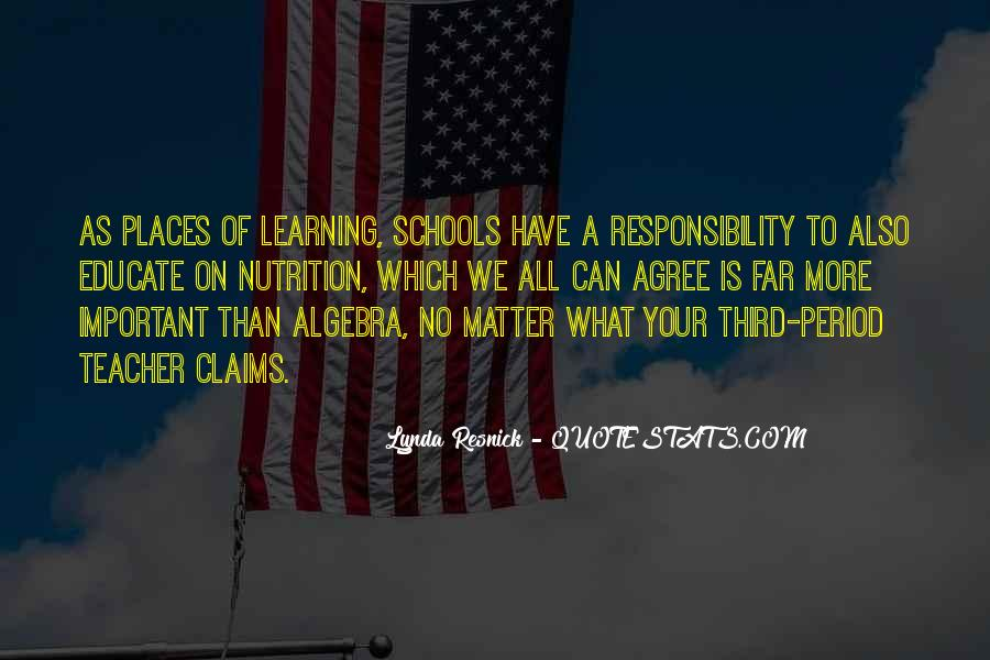 Educate All Quotes #128585