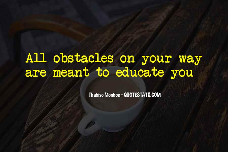 Educate All Quotes #1519423