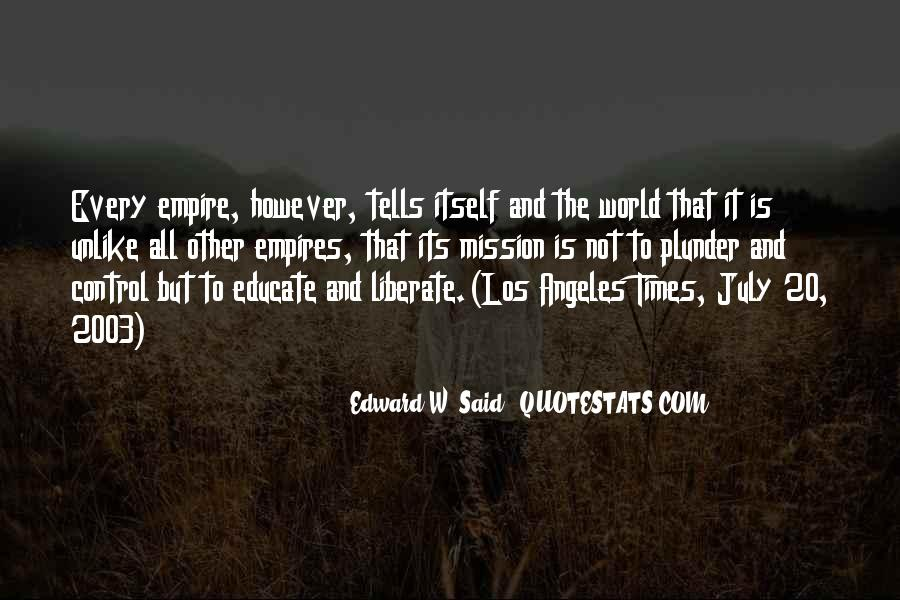 Educate All Quotes #1670558