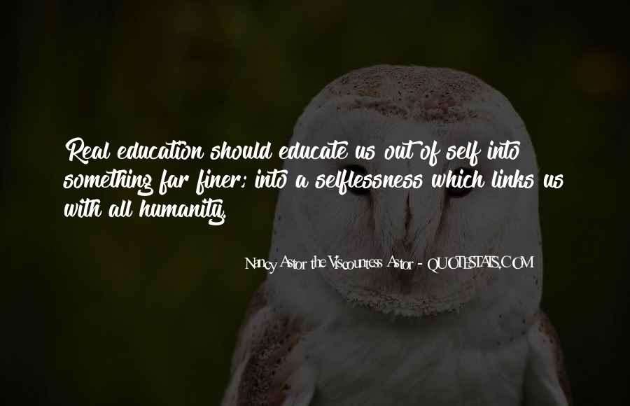 Educate All Quotes #177930