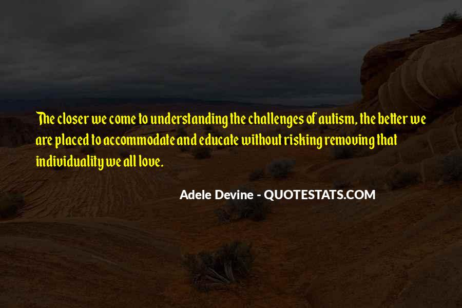Educate All Quotes #271761