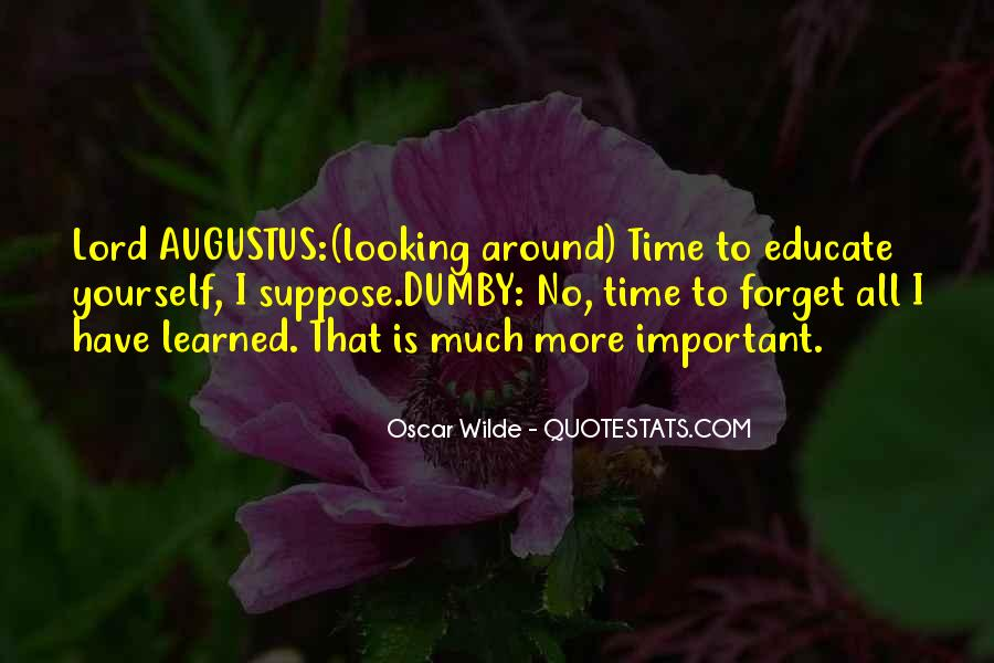 Educate All Quotes #411473