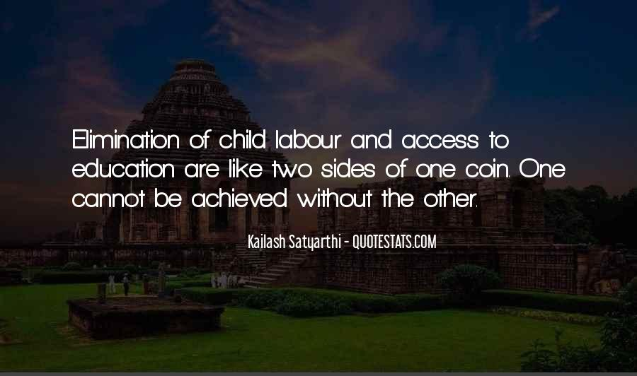 Education Access Quotes #1230306
