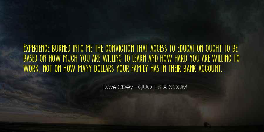Education Access Quotes #1407717