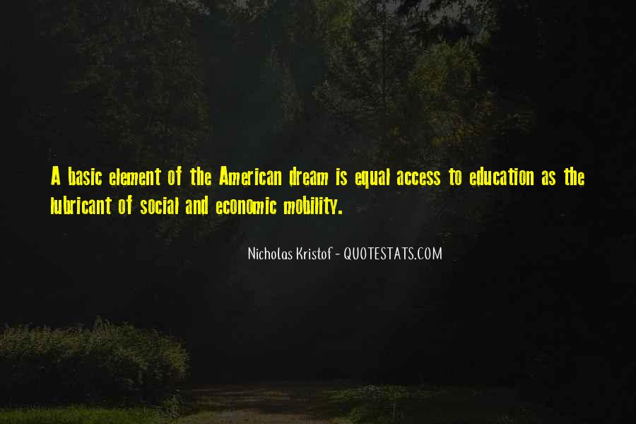 Education Access Quotes #1754545