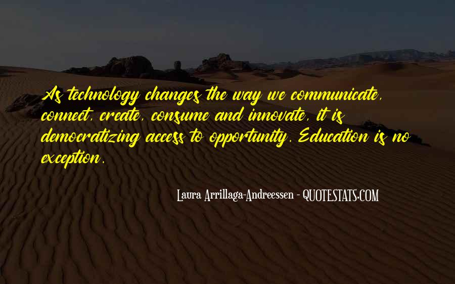 Education Access Quotes #205315