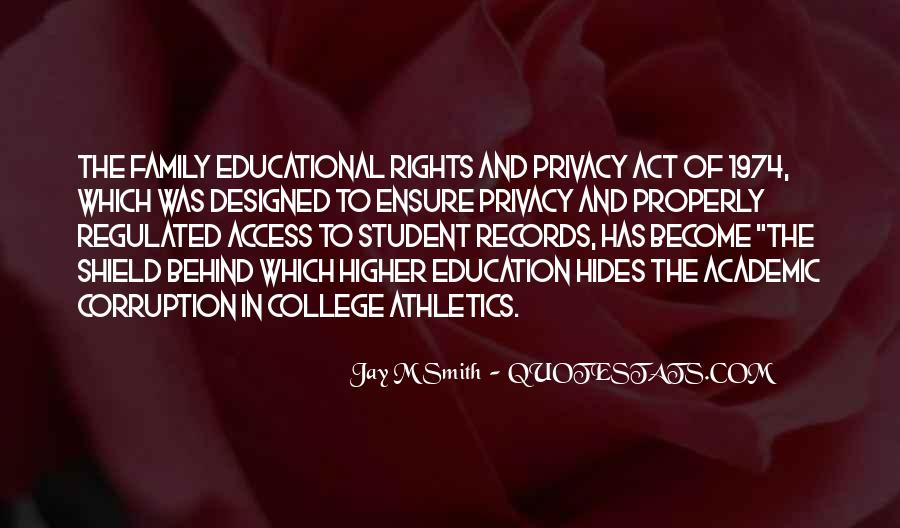 Education Access Quotes #412198