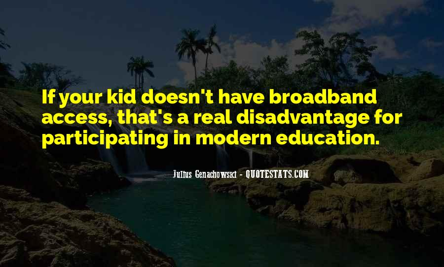 Education Access Quotes #614091