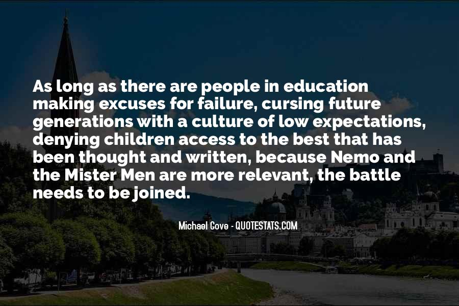 Education Access Quotes #645446