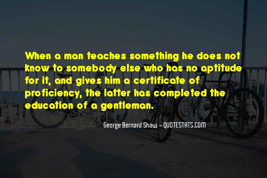 Education Completed Quotes #438355