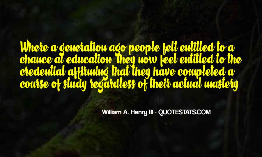 Education Completed Quotes #478917