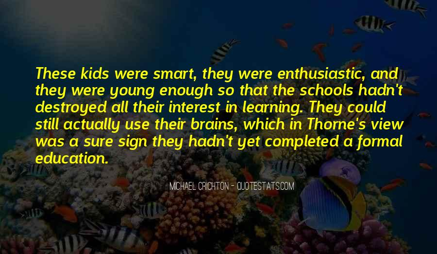 Education Completed Quotes #786905