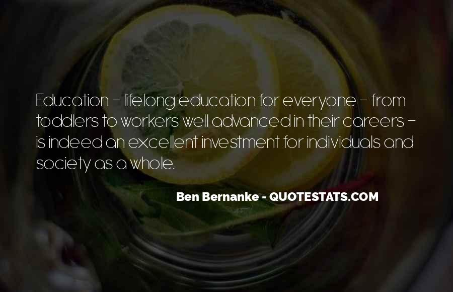 Education For Everyone Quotes #1092963