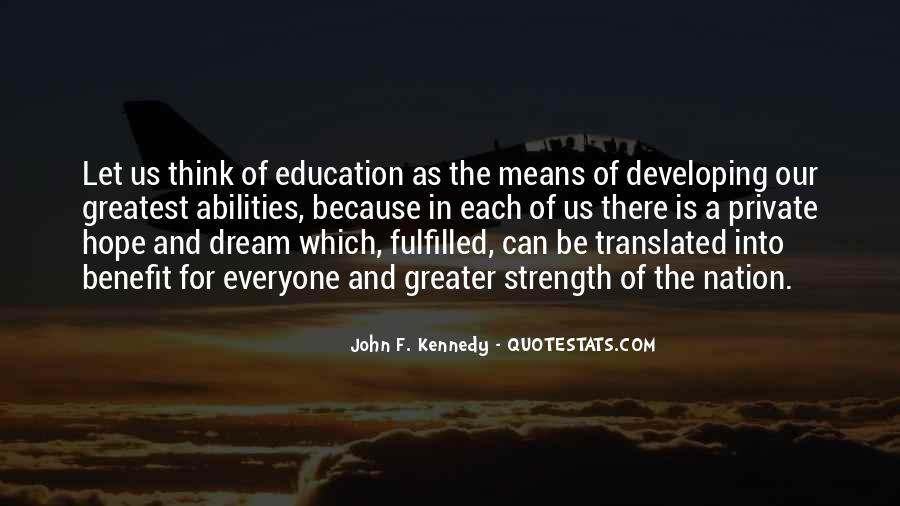 Education For Everyone Quotes #1302783