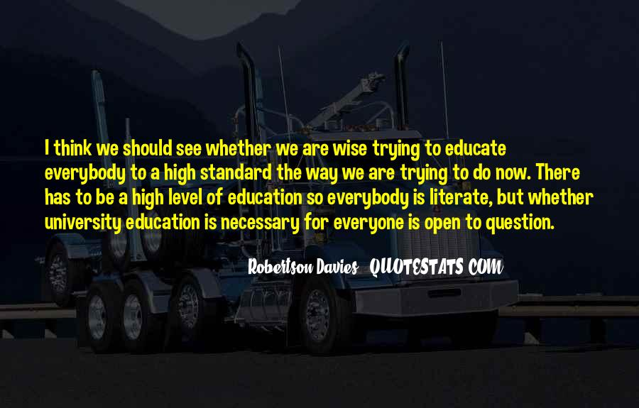 Education For Everyone Quotes #464550
