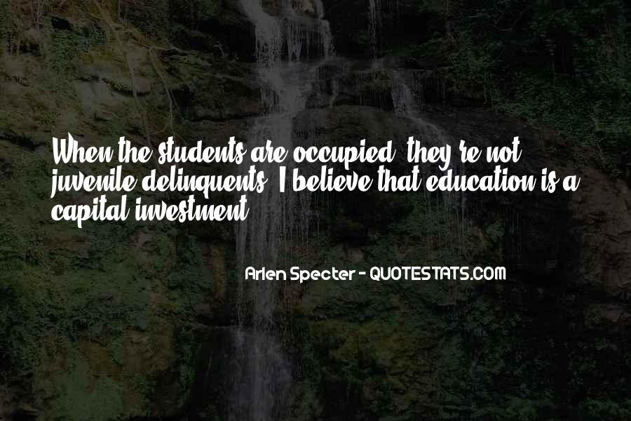 Education Is Investment Quotes #1018586