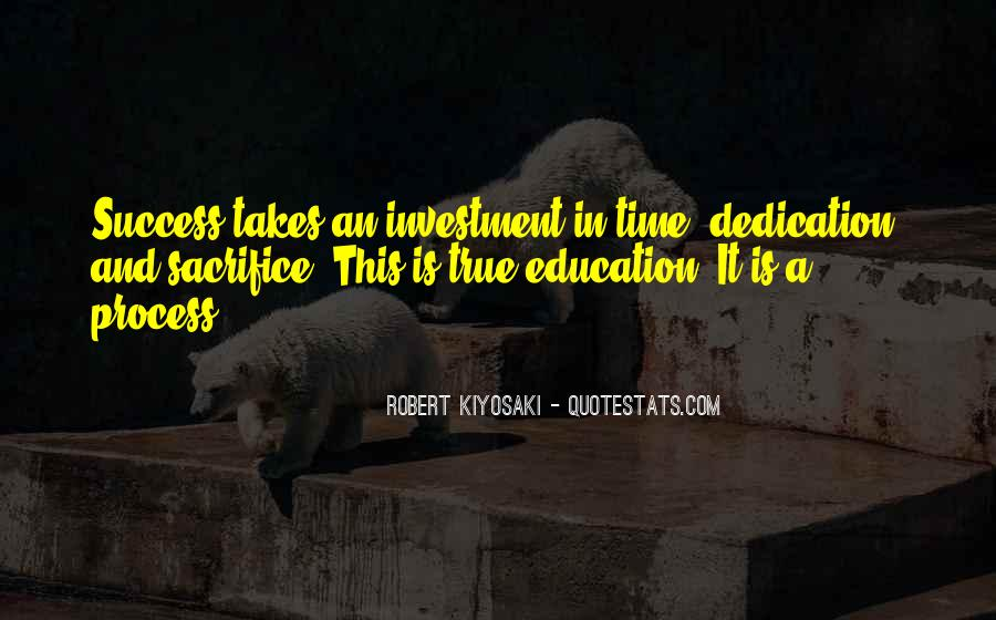Education Is Investment Quotes #1067127