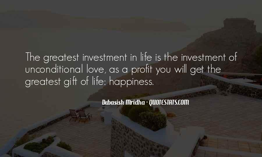 Education Is Investment Quotes #1427522