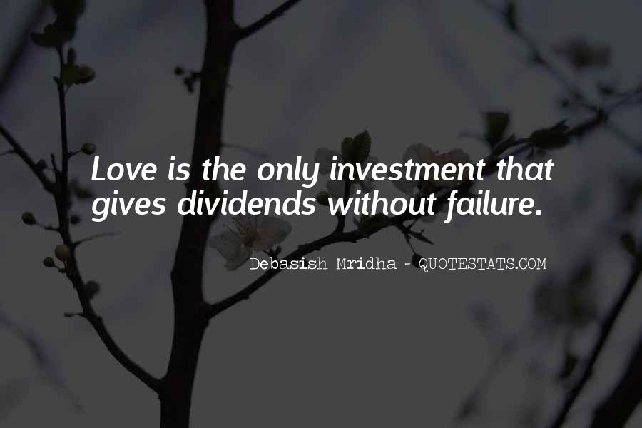 Education Is Investment Quotes #1612310