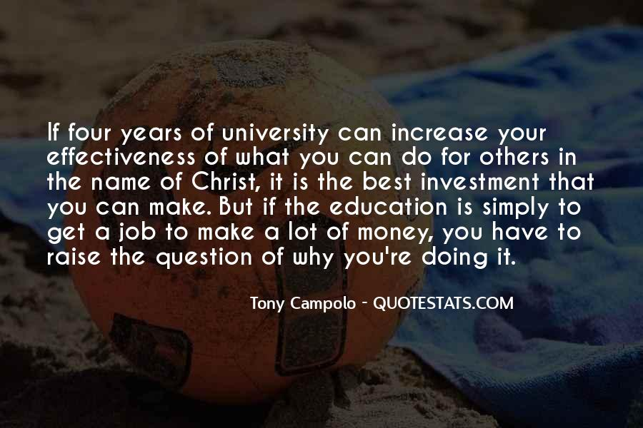 Education Is Investment Quotes #1749278
