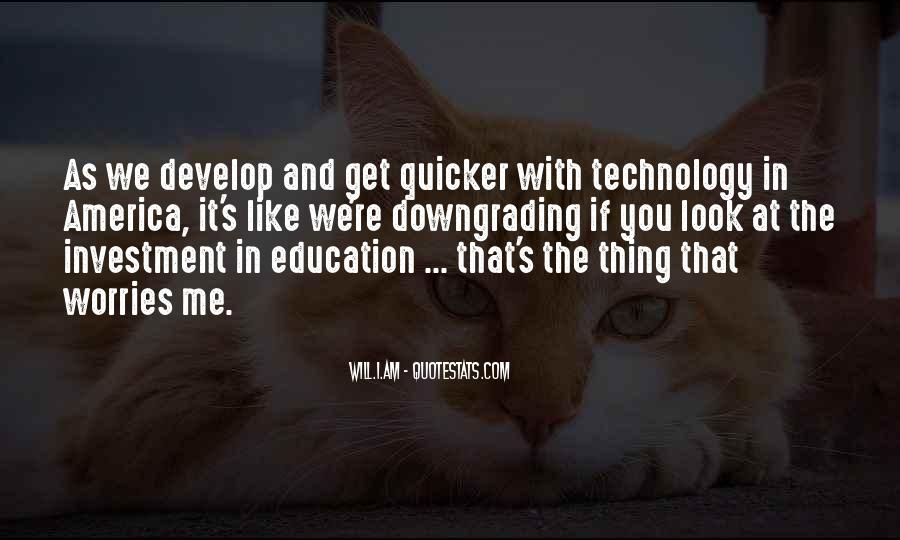 Education Is Investment Quotes #1790942