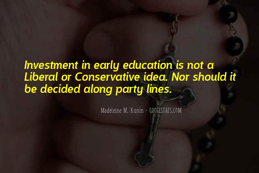 Education Is Investment Quotes #496211