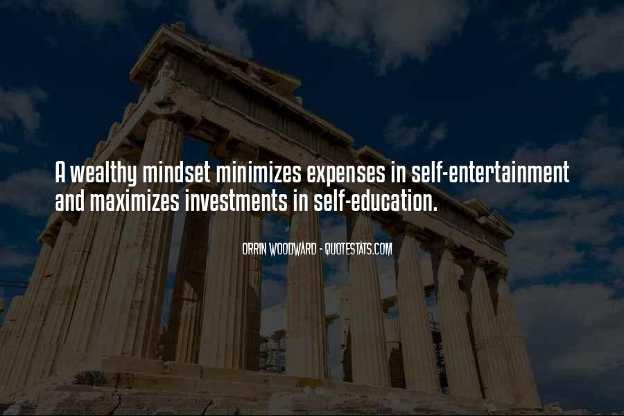 Education Is Investment Quotes #634908